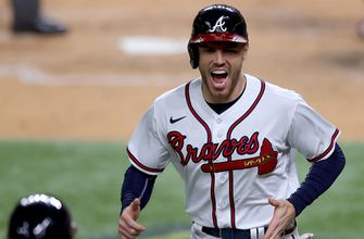 Photo of Freddie Freeman discusses Braves' team dynamics after 10-2 win over Dodgers in Game 4 of NLCS