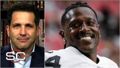 Photo of Antonio Brown agrees to deal with Tampa Bay Buccaneers   SportsCenter