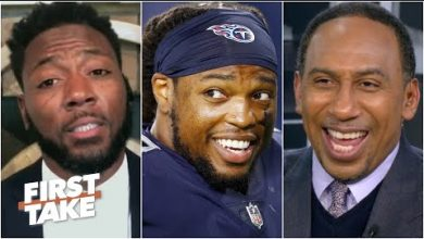 Photo of 'I was wrong' – Ryan Clark apologizes to Titans RB Derrick Henry | First Take