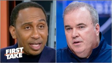 Photo of Did the Cowboys make a mistake hiring Mike McCarthy? Stephen A. says yes | First Take