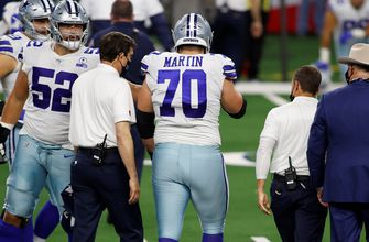 Photo of Zack Martin's apparent calf injury could keep him out about three weeks — Dr. Matt Provencher