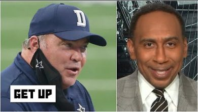 Photo of Stephen A. shares why the Cowboys made his Thanksgiving so much better | Get Up