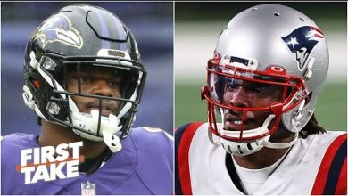 Photo of Lamar Jackson or Cam Newton: Which QB do you trust more? | First Take