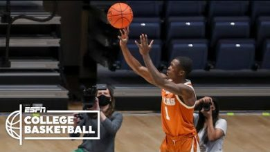 Photo of Texas beats West Virginia on Andrew Jones' late 3-pointer [HIGHLIGHTS] | ESPN College Basketball