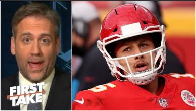 Photo of Patrick Mahomes' reputation will be hurt if the Chiefs lose to the Browns – Max Kellerman First Take