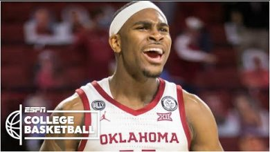 Photo of No. 24 Sooners upset No. 5 Texas in road victory  {HIGHLIGHTS] | ESPN College Basketball