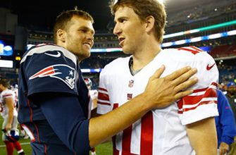 Photo of Super Bowl Watch Party: Eli Manning discusses watching Tom Brady play in his 10th Super Bowl