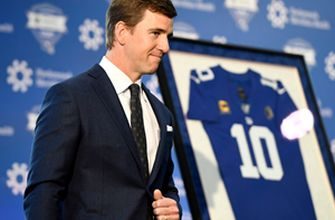 Photo of Super Bowl Watch Party: Eli Manning on knowing when he needed to retire