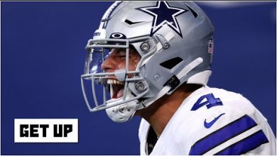 Photo of Keep or let walk? Breaking down Dak Prescott and the Cowboys situation | Get Up