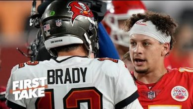 Photo of Can Patrick Mahomes get back in the GOAT conversation? | First Take
