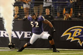 Photo of Super Bowl Watch Party: Ray Lewis explains the origins of his wild on-field dance