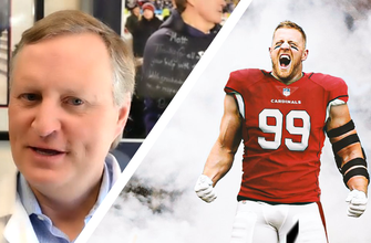 Photo of J.J. Watt signs with the Cardinals — Dr. Matt doesn't expect health to be major hurdle