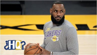 Photo of Do LeBron James' injuries prove he's no longer indestructible? | Highly Questionable
