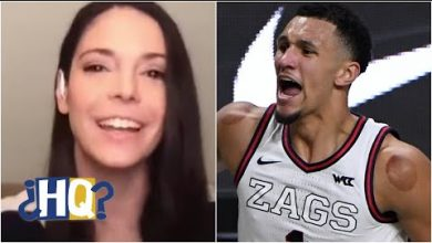 Photo of Finding out Gonzaga is undefeated makes Katie Nolan less excited about March Madness   HQ