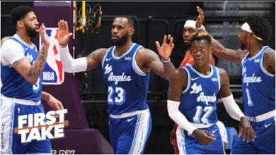 Photo of Which team is the Lakers' biggest threat in the West? First Take debates