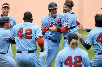 Photo of Twins snap five-game losing streak with 4-3 win over Red Sox