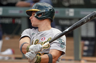 Photo of Matt Chapman goes 3-for-4 with three RBI as Athletics beat Twins, 7-6