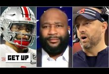 Photo of Matt Nagy is lying! – Marcus Spears thinks Justin Fields will be the Bears' starter | Get Up