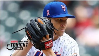 Photo of Discussing the return of Jacob deGrom to the Mets' pitching rotation | BBTN Extra