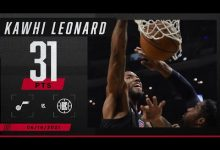 Photo of Kawhi Leonard scores 31 points, throws down vicious dunk as Clippers win Game 4 | 2021 NBA Playoffs
