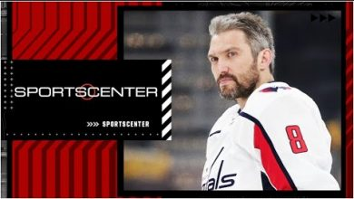 Photo of Alexander Ovechkin on new Capitals deal and chasing Wayne Gretzky's record | SportsCenter