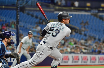 Photo of Ty France homers, drives in three runs as Mariners top Rays, 8-2