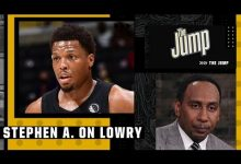 Photo of Kyle Lowry is not going to be the difference for the Heat winning – Stephen A. Smith | The Jump