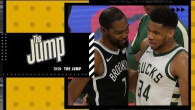 Photo of Kendrick Perkins says Giannis Antetokounmpo has a better legacy than Kevin Durant | The Jump